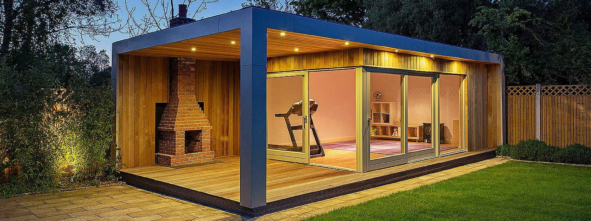 Garden rooms shomera for Designs for garden rooms