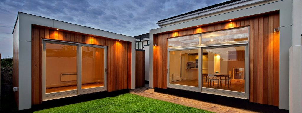 Various Garden Room Projects
