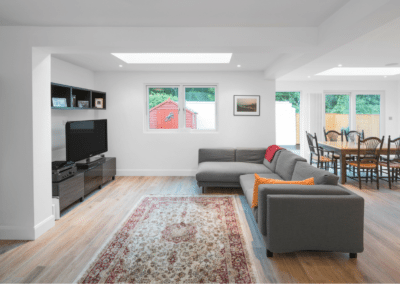 Booterstown Dublin House Extension and Renovation