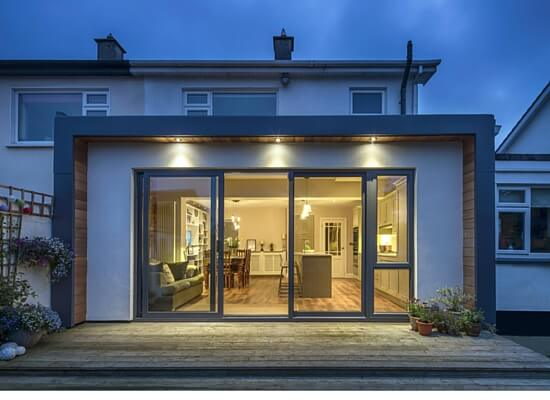 Dublin Suburban House Extension Renovation Shomera